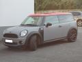 Mini Folierung 3M Carwrappingfolie Grau Rot -2.jpg