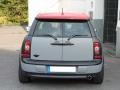Mini Folierung 3M Carwrappingfolie Grau Rot -3