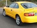 Vollfolierung Toyota Celica mit 3M Carwrappingfolie Gelb (2)