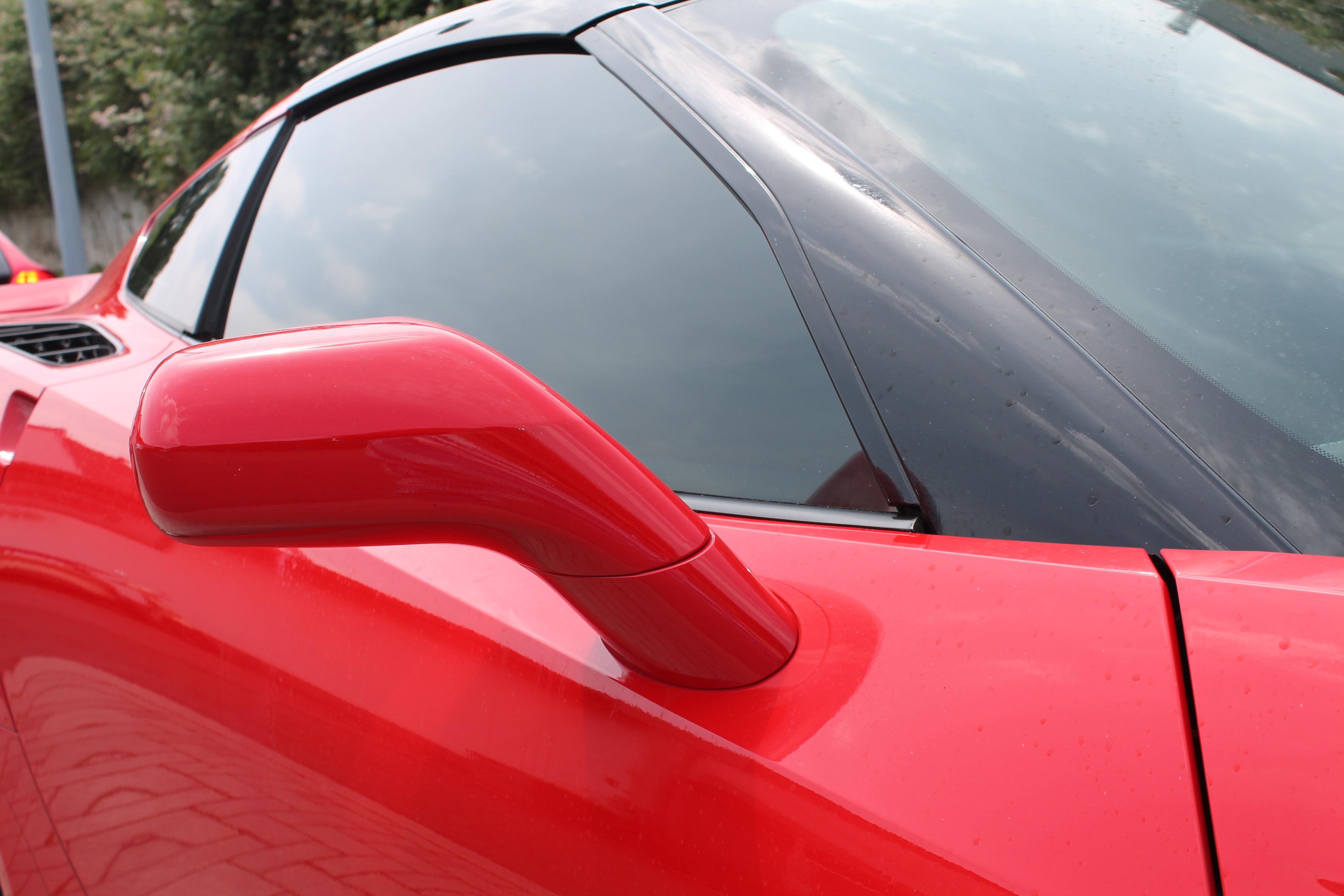 Scheibentönung Corvette C7 Phantom95